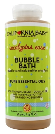 Zoom View - Aromatherapy Bubble Bath With Bubble Wand