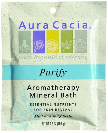 Zoom View - Aromatherapy Mineral Bath Purify