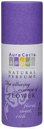 DROPPED: Aura Cacia - Natural Perfumes Flower - 0.29 oz.