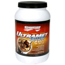 DROPPED: Champion Performance - UltraMet Instant High Protein Meal Replacement Chocolate Flavor - 2.1 Lbs.