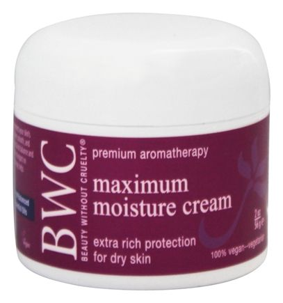 Beauty Without Cruelty - Maximum Moisture Cream - 2 oz.