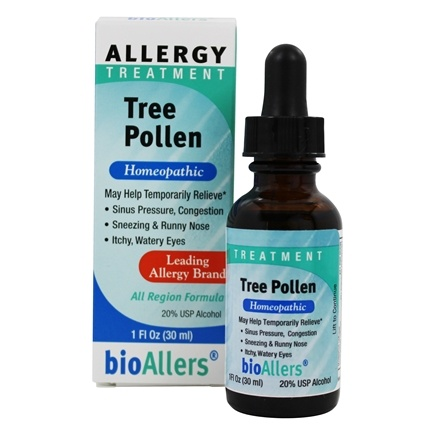 bioAllers - Tree Pollen Allergy #707 - 1 oz.