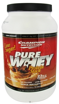 Zoom View - Pure Whey Protein Stack