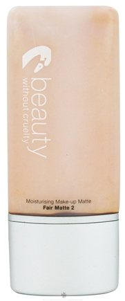 DROPPED: Beauty Without Cruelty - Moisturising Make-Up Fair Matte - 1.1 oz. CLEARANCE PRICED