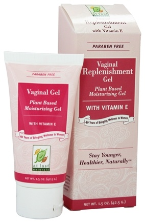 DROPPED: At Last Naturals - Vaginal Replenishment Moisturizing Paraben Free Gel - 1.5 oz. Formerly Born Again