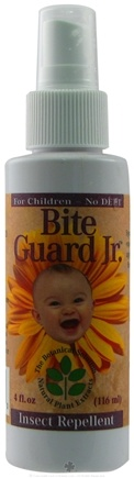 DROPPED: Botanical Solutions - Bite Guard Jr. Insect Repellent Spray - 4 oz. CLEARANCE PRICED