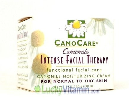 DROPPED: CamoCare Organics - Camomile Intense Facial Therapy - 1 oz.