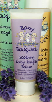 Zoom View - Soothing Baby Diaper Balm