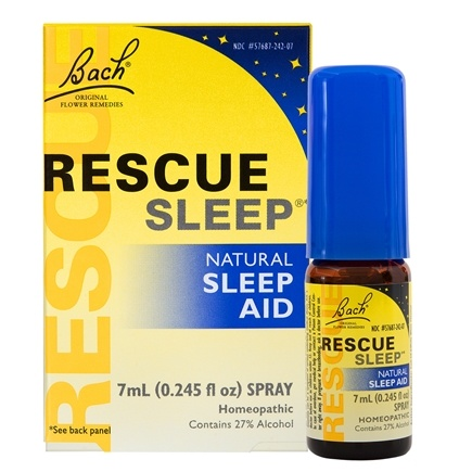 Comprar Esencias Florales De Bach Rescue Remedy Sleep Natural