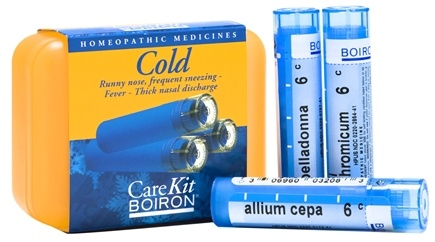 DROPPED: Boiron - Cold Carekit - 3 Tubes