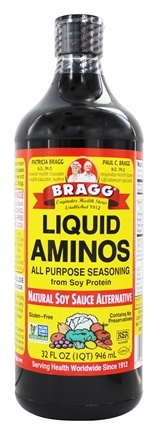 Zoom View - All Natural Liquid Aminos All Purpose Seasoning