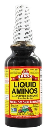 Bragg - All Natural Liquid Aminos All Purpose Seasoning Spray - 6 oz.