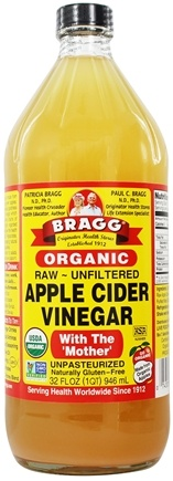 Zoom View - Organic Apple Cider Vinegar