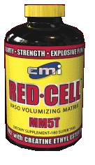 DROPPED: CMI Nutrition - Red-Cell MM5T - 180 Capsules