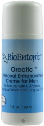 DROPPED: BioEntopic - Orectic Personal Enhancement Cream for Men - 2 Oz.