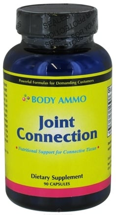 DROPPED: Body Ammo - Joint Connection - 90 Capsules