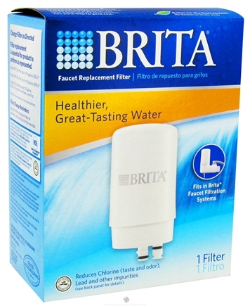 DROPPED: Brita - On Tap Faucet Replacement Water Filter White - 3 Filter(s) CLEARANCE PRICED