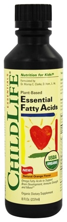 Zoom View - Essential Fatty Acids Organic Oil Blend