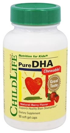 Zoom View - Pure DHA Chewable
