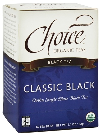 Zoom View - Black Tea Classic Black
