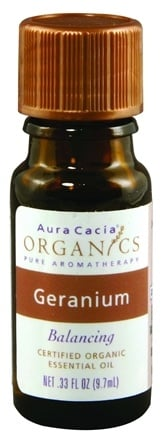 Zoom View - Essential Oil Organic Geranium CLEARANCE PRICED