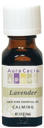 DROPPED: Aura Cacia - Essential Oil Organic Lavender - 0.33 oz.