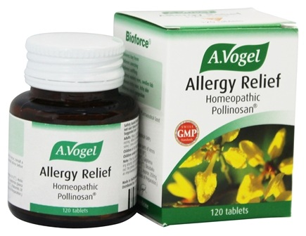 A.Vogel - Allergy Relief - 120 Tablets