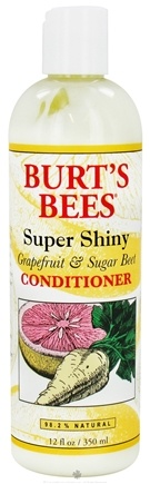 DROPPED: Burt's Bees - Conditioner Super Shiny Grapefruit & Sugar Beet - 12 oz. CLEARANCE PRICED