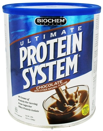 Zoom View - Ultimate Protein System