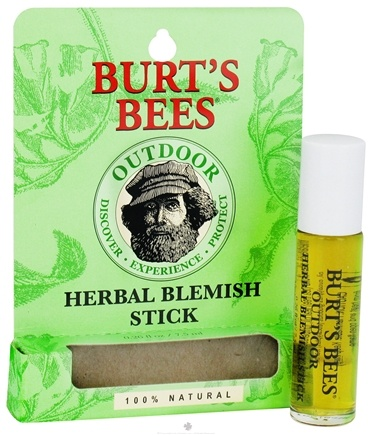 DROPPED: Burt's Bees - Herbal Blemish Stick - 0.26 oz. CLEARANCE PRICED