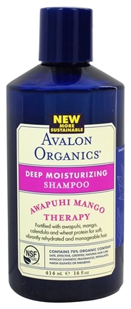 Zoom View - Shampoo Deep Moisturizing Therapy