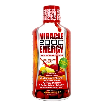Zoom View - Miracle 2000 Total Body Nutrition