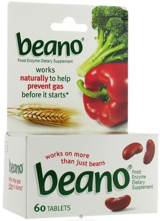 DROPPED: Beano - Beano Tablets - 60 Tablets
