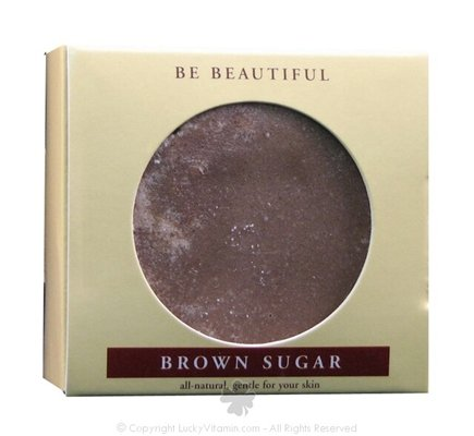 DROPPED: Beautiful Soap & Co. - Bar Soap Brown Sugar - 4 oz.