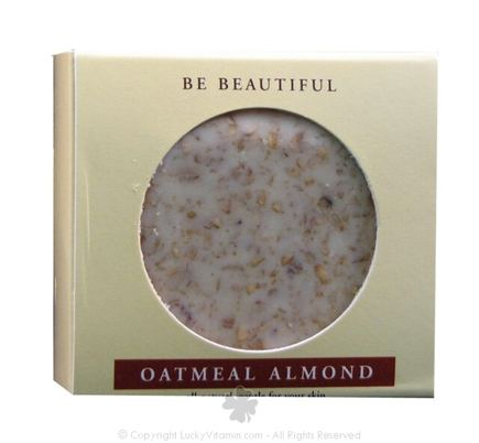 DROPPED: Beautiful Soap & Co. - Bar Soap Oatmeal Almond - 4 Oz.