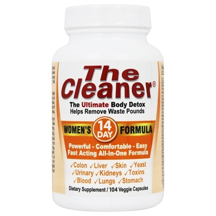 Zoom View - The Cleaner Women's 14-Day Formula