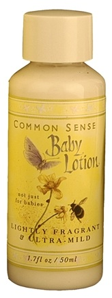 Zoom View - Baby Lotion