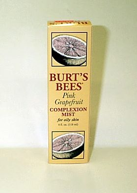 DROPPED: Burt's Bees - Complexion Mist