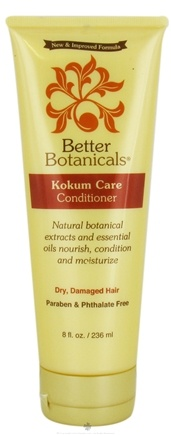 DROPPED: Better Botanicals - Kokum Care Conditioner - 8 oz. CLEARANCE PRICED