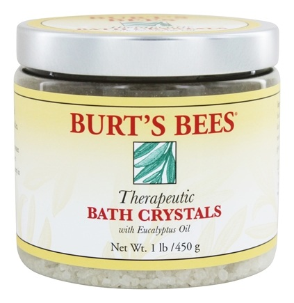 DROPPED: Burt's Bees - Therapeutic Bath Crystals - 1 lb.