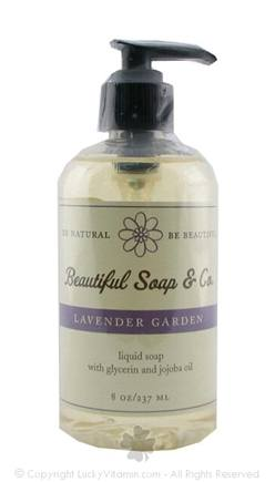 Zoom View - Liquid Soap Lavender Garden