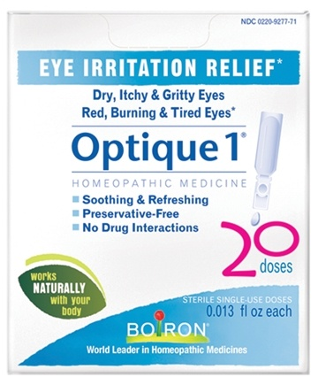 Zoom View - Optique 1 Eye Drops