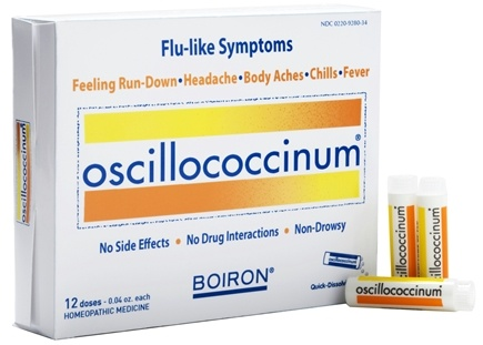 DROPPED: Boiron - Oscillococcinum 6+6 Bonus Pack - 12 Dose(s) CLEARANCE PRICED