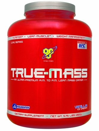 Zoom View - True-Mass Lean Mass Gainer