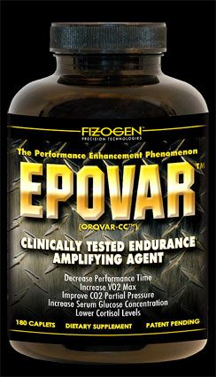 Zoom View - Epovar - Clinacally Tested Endurance Amplifying Agent