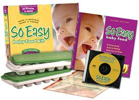 DROPPED: Fresh Baby - So Easy Baby Food Kit - 4 Piece(s) CLEARANCE PRICED