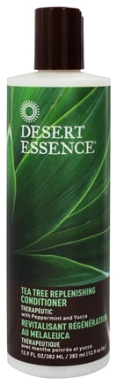 Desert Essence - Tea Tree Replenishing Conditioner - 12.9 oz. LUCKY PRICE