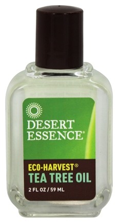 Desert Essence - Tea Tree Oil Eco-Harvest - 2 oz. LUCKY PRICE