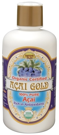 Zoom View - Acai Gold 100% Pure Organic Juice
