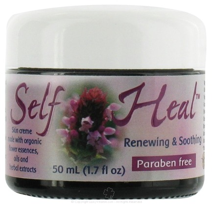 DROPPED: Flower Essence Services - Self Heal Skin Creme - 1.7 oz.
